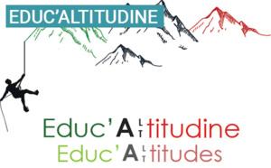 """Avis d'appel à projets : """"Educ'Altitudine / Educ'Attitudine"""""""
