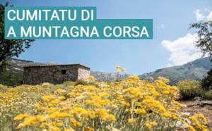Riunione di u Cumitatu di a Muntagna corsa Réunion du Comité de Massif de Corse