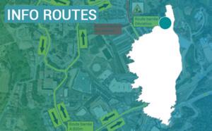 Infrastructures routières : RD80, travaux prévus sur la commune de Canari