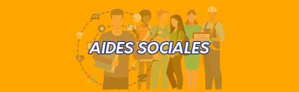 Aides sociales