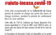 La Collectivité de Corse lance son dispositif d'entraide #aiutu-incasa.covid-19
