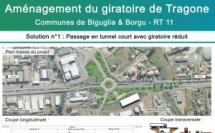 RT 11 | Cuncertazione publica in quantu à l'assestu di u crucivia di Tragone, nantu à u territoriu di Biguglia è U Borgu