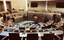 Sessione strasurdinaria di l'Assemblea di Corsica di i 20 è 21 di maghju di u 2021