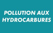 Pollution aux hydrocarbures : la Collectivité de Corse et l'Office de l'Environnement de la Corse mobilisés