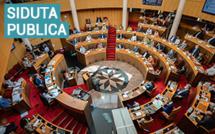 Sessione strasurdinaria di l'Assemblea di Corsica di i 22 è 23 di lugliu di u 2021