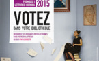 Jean-Christophe Rufin et Pierre Joseph Ferrali, lauréats du Prix des lecteurs 2015 - Remise du Prix le vendredi 9 octobre 2015 à Hôtel de la Collectivité territoriale de Corse