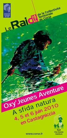 4ème édition du Raid Oxy jeunes aventure