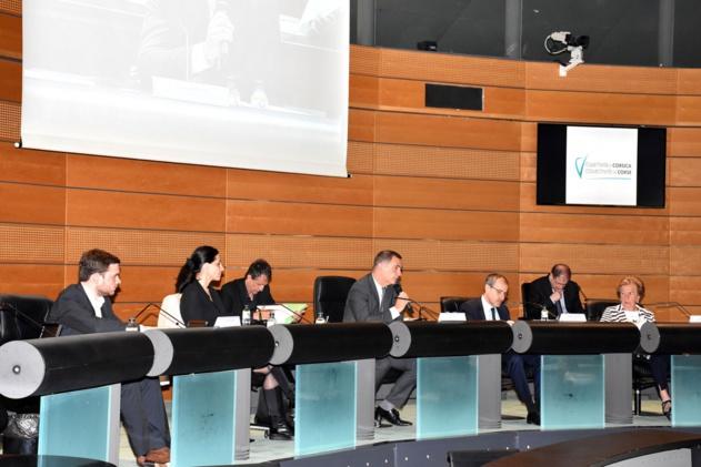 Session de la Chambre des Territoires le 11 juin 2018