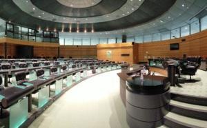 Session de la Chambre des Territoires de Corse 8 février 2021