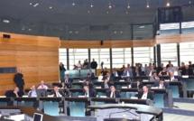 Session de la Chambre des Territoires le 9 juillet 2018