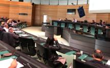 Session de la Chambre des Territoires de Corse 25 septembre 2018